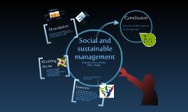 Administración de Empresas Sociales