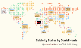 Celebrity Bodies by Daniel Harris