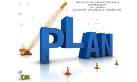 presentación de plan de area