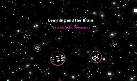 Learning and the Brain