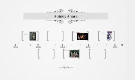 Copy of Antes y Ahora