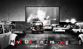 Movie Drive-In Zamboanga