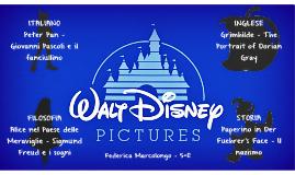 Mappa Disney Maturità