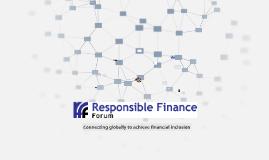 Copy of Responsible Finance Forum