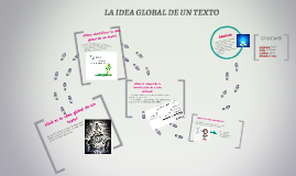 Copy of IDEA GLOBAL DE UN TEXTO