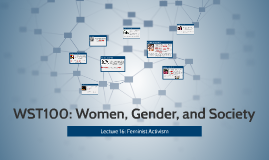 WST100: Women, Gender, and Society