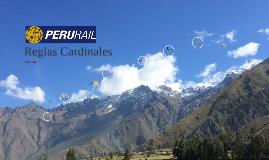 Perurail: Reglas Cardinales ver 02
