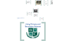 CORE -- Primary and Secondary Sources
