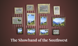 The Showband of the Southwest