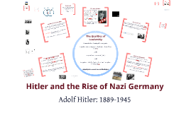 Hitler and the Rise of Nazi Germany