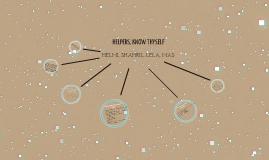 Copy of HELPERS KNOW THYSELF