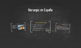 Noruegos en España