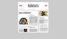 Radioteatro!