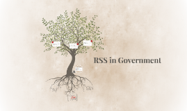 RSS in Government