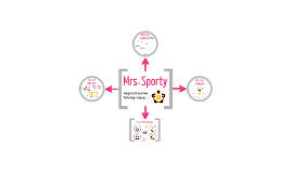 Mrs. Sporty:  Integrated Interactive Marketing Campaign