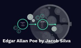 Edgar Allan Poe by Jacob Silva
