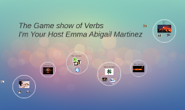The Gameshow of Verbs