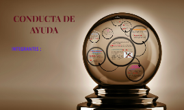 CONDUCTA DE AYUDA