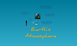 Copy of Earth's atmosphere