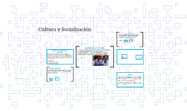 Copy of Cultura y Socializacion