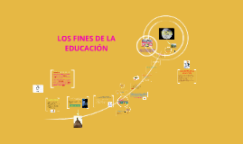 Copy of LOS FINES DE LA EDUCACIÓN