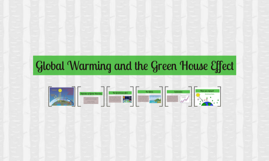 Global Warming and the Green House Effect