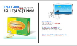 Natural Vitamin E ENAT 400
