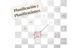 Planificación y Planifiaciones