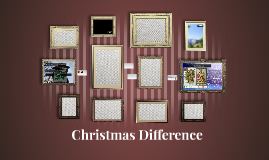 Christmas Difference