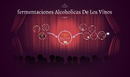 fermentacion Alcoholica de el vino