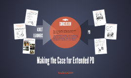 Making the Case for Extended PD