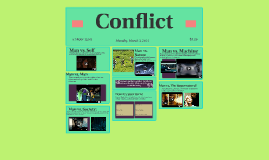 Copy of Conflict
