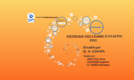 METHODE NUCLEAIRE D'ANALYSE