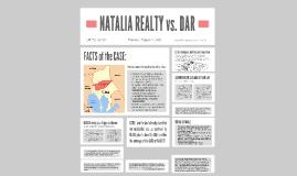 Copy of NATALIA REALTY vs. DAR