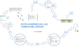 EVITA LESIONES EN LAS TAREAS DEL HOGAR