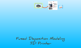 Fused Deposition Modeling Printer (3D Printing Machine)