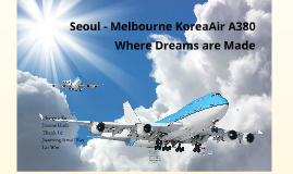 Copy of Seoul - Melbourne KoreaAir