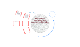 Kombination quantitativer und qualitativer Methoden