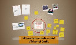Copy of Művészetmenedzsment