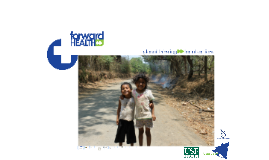 Copy of improve the overall health and well-being of the community o