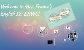 Welcome to ERWC!