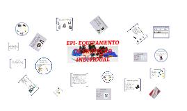 EPI- Equipamento de Proteção Individual