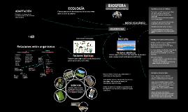 Copy of ECOLOGIA Y MEDIO