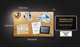Presentación Terminología Aeronautica