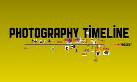 Copy of Photography Timeline