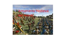 Armamento Medieval