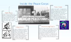 Inside the Peace Corps