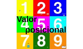 Valor posicional (tdc)