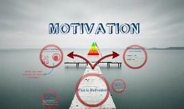 HEALTH COURSE: MOTIVATION