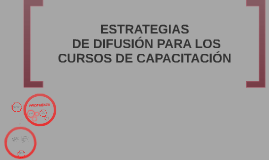 Copy of MANUAL PARA LA DIFUSIÓN DE LOS CURSOS DE CAPACITACIÓN